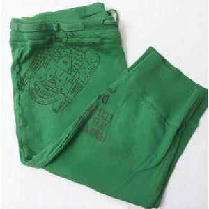 Da-Nang knit crop pants, Sz. S